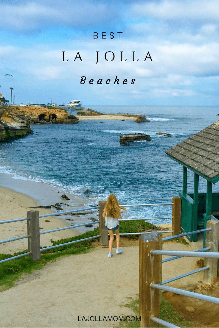 Learn all about the best La Jolla beaches and why each one is incredibly special | San Diego, California via @lajollamom