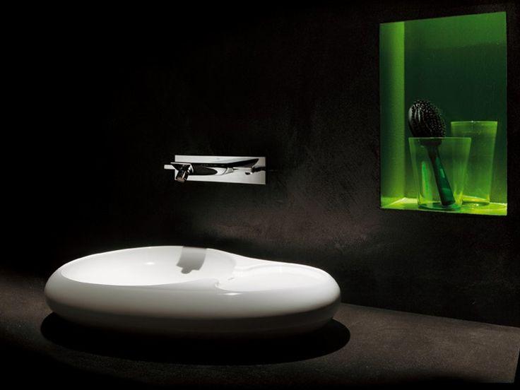 Countertop washbasin URBI 7 - ROCA