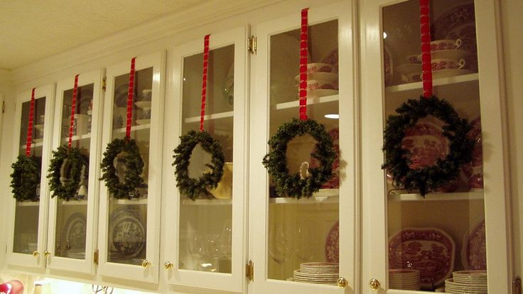 ideas decorar cocina en navidad