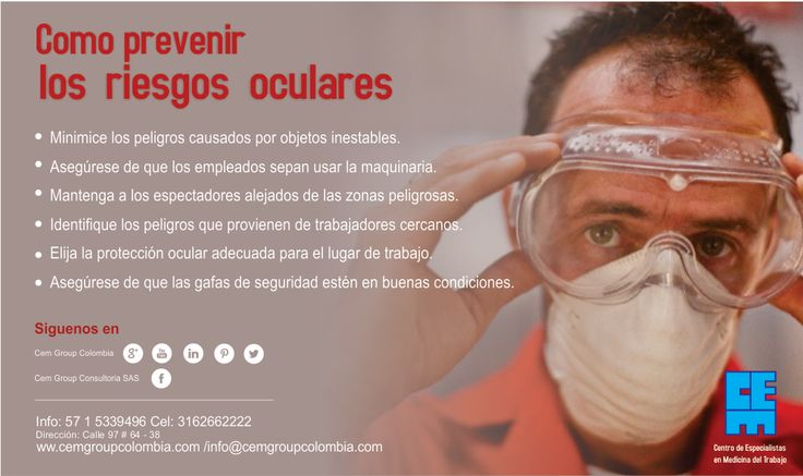 www.cemgroupcolombia.com #CemGroupColombia #CemCentroDeEspecialistasEnMedicinaDelTrabajo