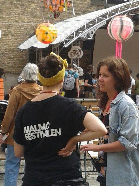 Crew Malmö festival