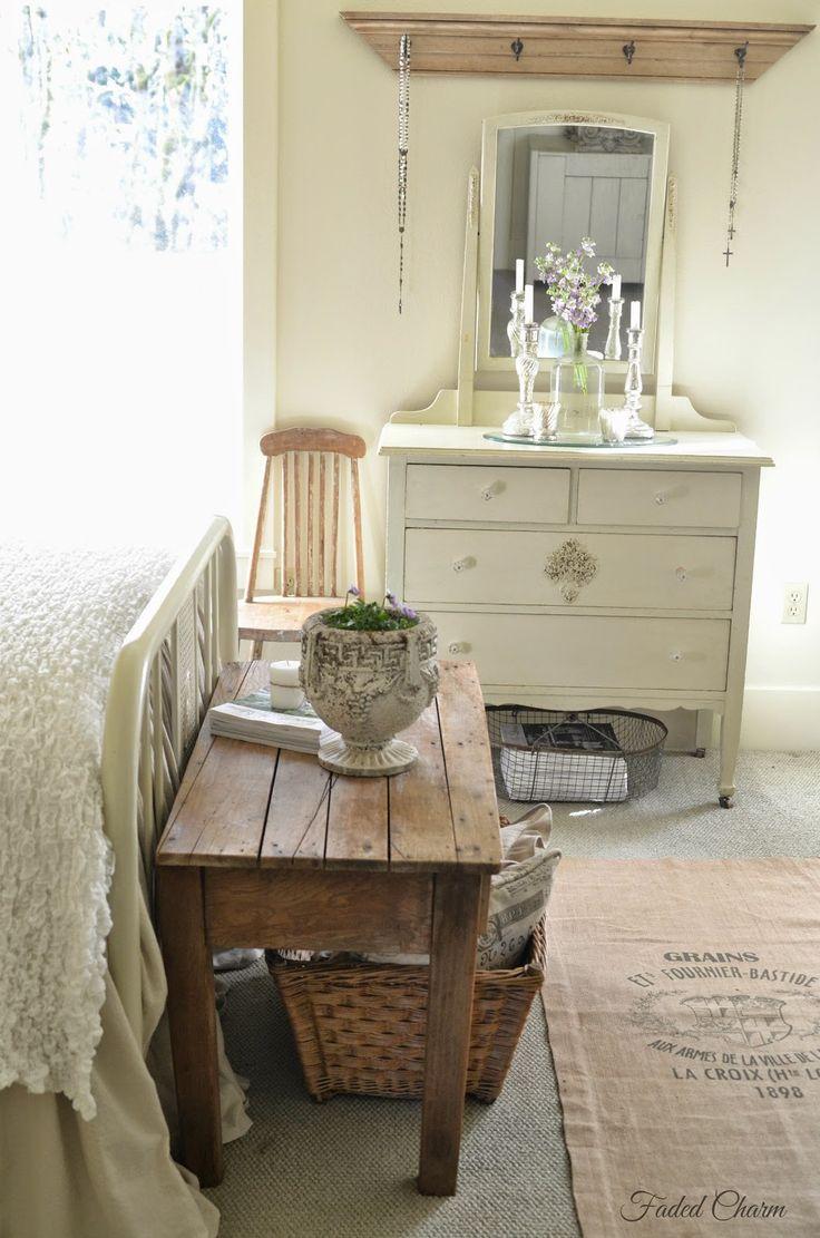 Oltre 25 fantastiche idee su Camere da letto in stile rustico chic ...