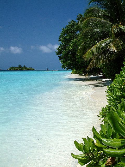 Vakarufalhi, Maldives, Indian Ocean by jogorman, via Flickr