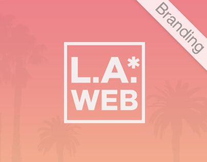"""Check out new work on my @Behance portfolio: """"L.A. Web"""" http://be.net/gallery/43895187/LA-Web"""