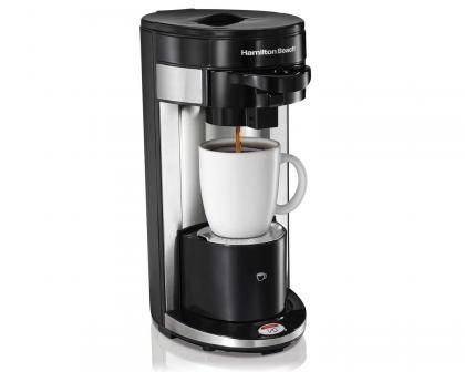 FlexBrew Single-Serve Coffeemaker | Single-Serve Coffee Maker | Hamilton Beach
