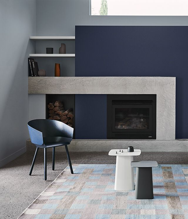 Offering A Luxurious Take On The Industrial Trend Dulux Predicts That Moody Palette With Warm Metallics Will Dominate Interiors During