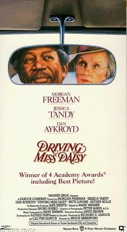 DRIVING MISS DAISY (Film) - A lovely film that crosses barriers through the years through the friendship of two people.