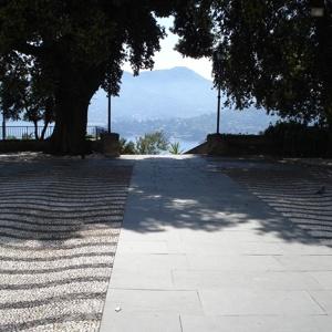 Sistemazione della piazza della chiesa di S.Ambrogio photo n.3