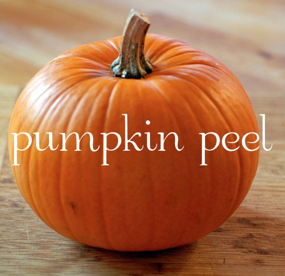 www.skincareandbodywork.com Pumpkin Peel Facial H2t