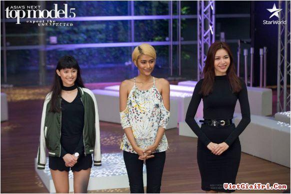 Thê hiên xuât săc nhât thê nhưng Minh Tú chi giành ngôi Á quân Asias Next Top Model | TV show | Tin tức giải trí