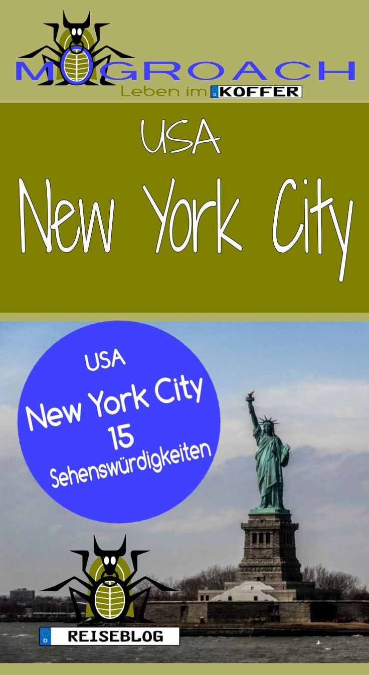 New York City – 15 Highlights
