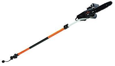 Electric Tree Trimmer Pole Chain Saw Pruner 15 Foot Branch Cutting