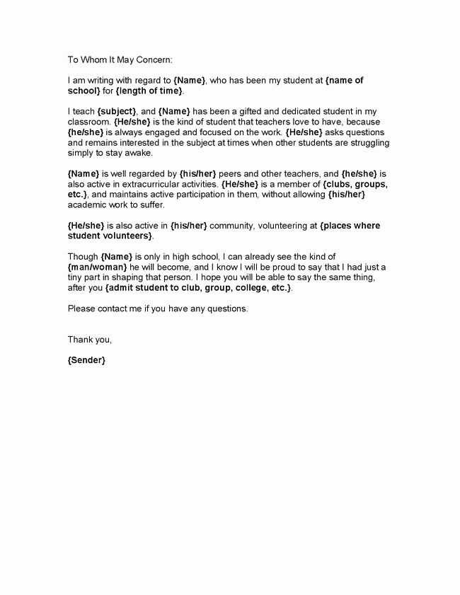 Letter Of Recommendation For Volunteer Work from i.pinimg.com