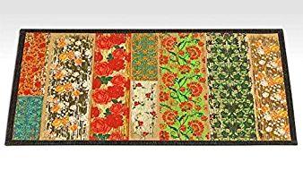 Nuova passatoia cucina disegno floreale colorato - disponibile in 4 misure KITCH POTPOURRI 60X240