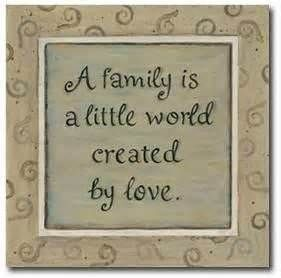 Family Inspirational Quotes About The Preciousness Of Family