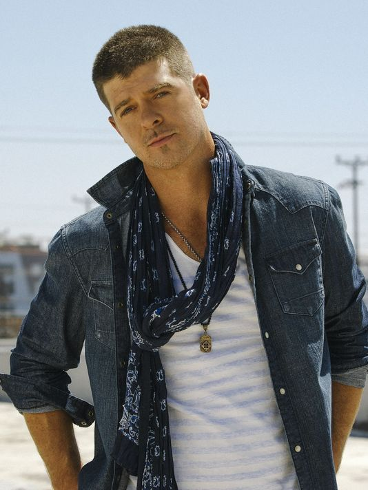 First listen: Robin Thicke's 'Paula'