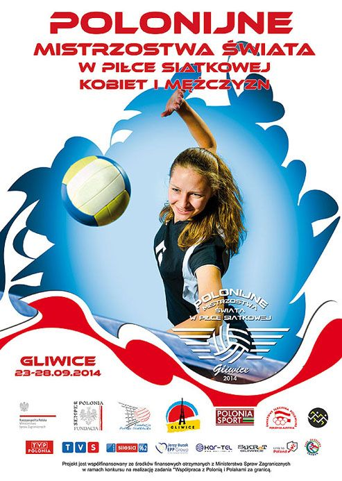 4th Men's and Women's Volleyball World Championship of Polish Communities | Link to Poland