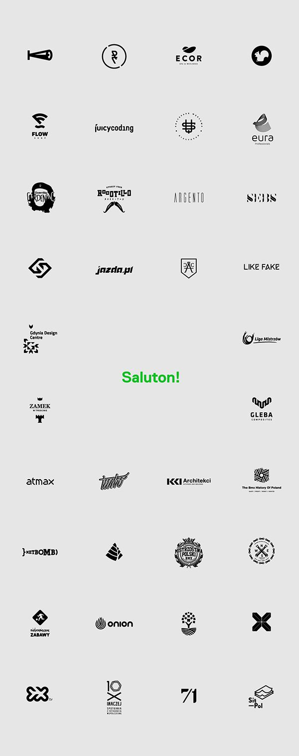 Logopack on Behance
