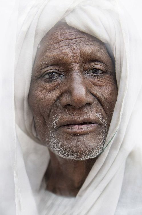 Man at Kumbh MelabyStephen Wallace