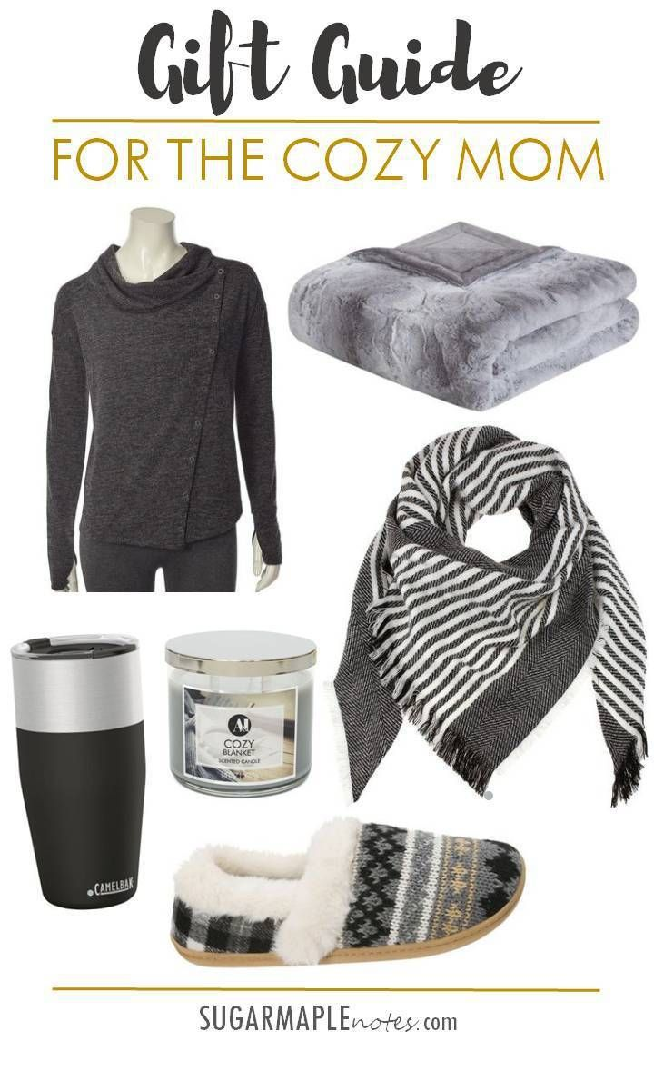 Gift Guide For The Cozy Mom | ~ SUGAR MAPLE notes | Mom Blogger ...