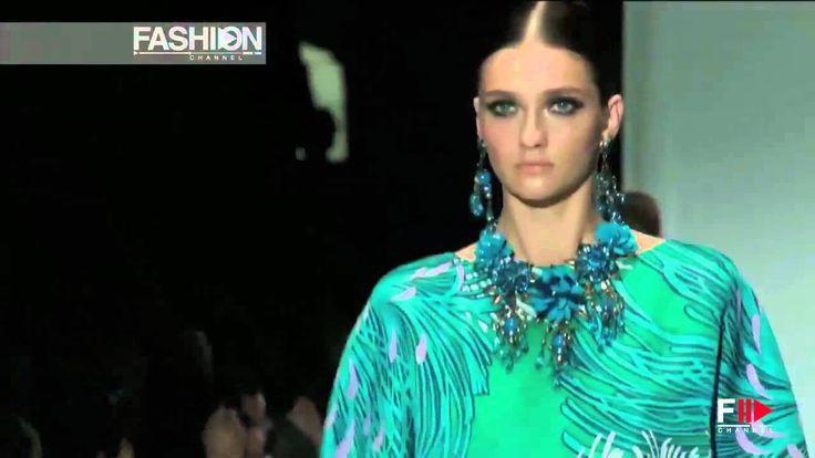 """Gucci"" Fashion Show Spring Summer 2013 Milan Fashion Week Pret a Porter Woman"
