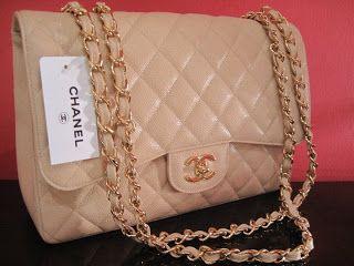 Simply Vintage: Chanel classic JUMBO flaps