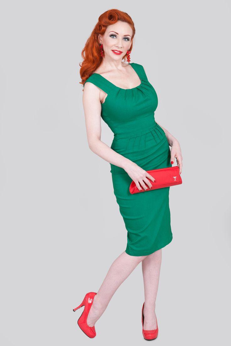 11 best Green Dresses images on Pinterest   Green dress, Green gown ...