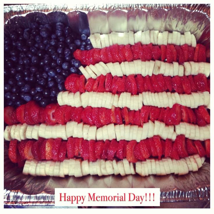 Real food Memorial Day dessert!!!