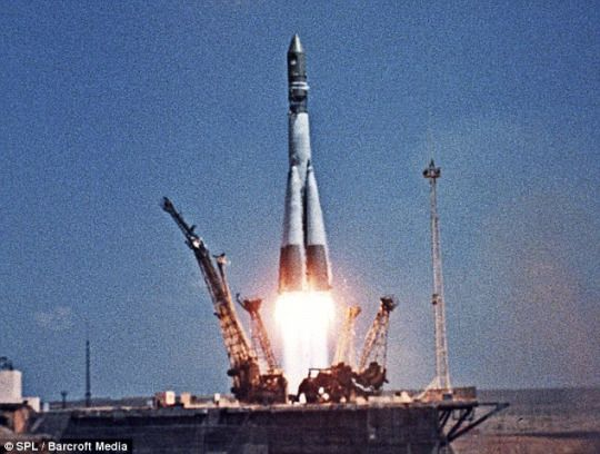 25+ Best Ideas about Vostok 1 on Pinterest | Soyuz ...