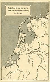 Oud Nederland toen Holland niet bestond.