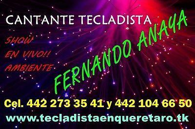 CANTANTE TECLADISTA VERSÁTIL CIUDAD DE QUERETARO PARA FIESTAS EVENTOS Y REUNIONES EN VIVO 699 PESOS  #CANTANTE, #TECLADISTA, #VERSÁTIL, #CIUDAD, #DE, #QUERETARO, #PARA, #FIESTAS, #EVENTOS, #Y, #REUNIONES, #EN, #VIVO, #699, #PESOS