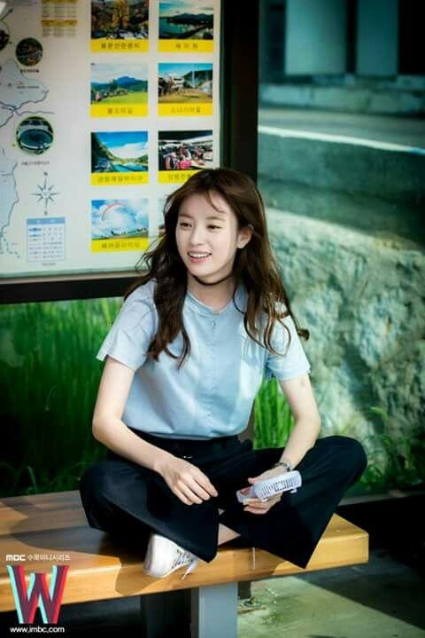 Han Hyo Joo W drama still cut