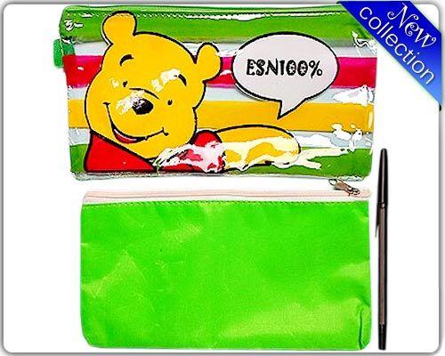 Dompet-Kosmetik Double-Pooh-(1-bh) Rp 8.700 FAST RESPON / ORDER hubungi:  website: www.tokoaksesorisku.com hp.082344151501(Kakao/Line/Sms/Call)