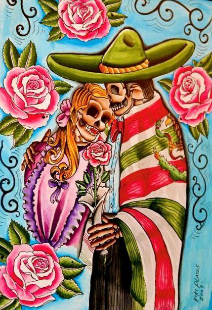 Dead Couple by Kiki Platas, 2009