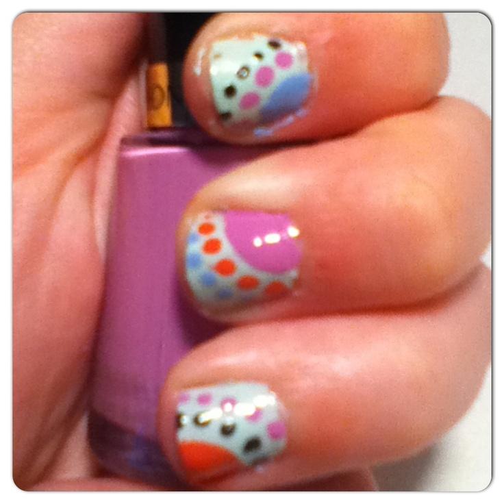circle nails & nail art
