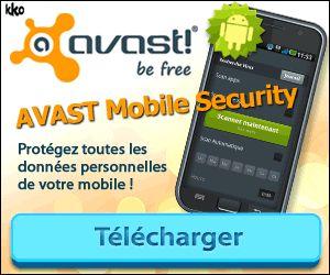 Télécharger Avast Mobile Security   Antivirus,Antivol,Filtrage dappels