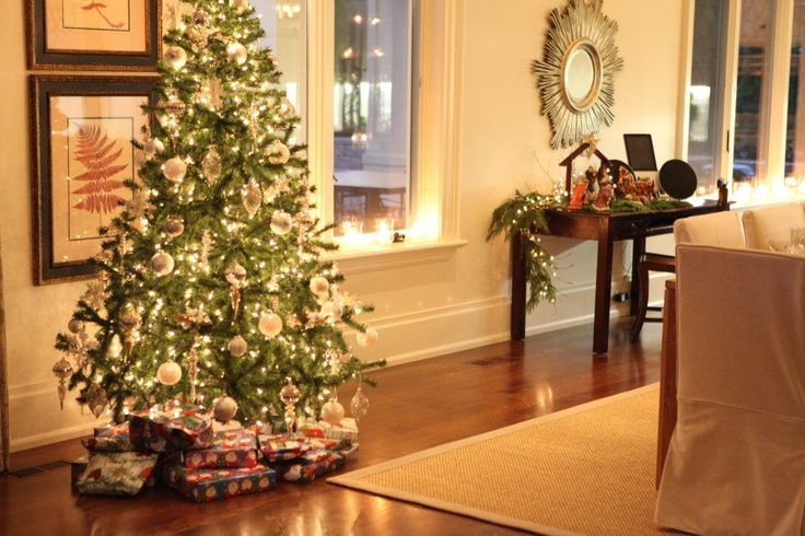 Absolutely STUNNING Christmas tree by PCM - Project and Construction Management Inc