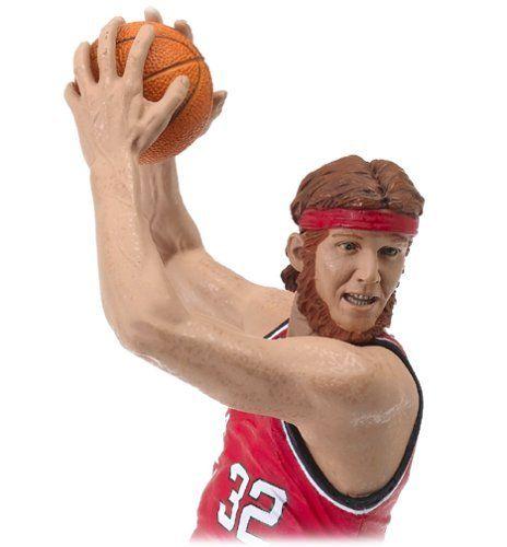 McFarlane Toys NBA Sports Picks Legends Series 1 Action Figure Bill Walton (P...