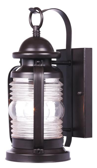 Weatherby One-Light Outdoor Wall Lantern