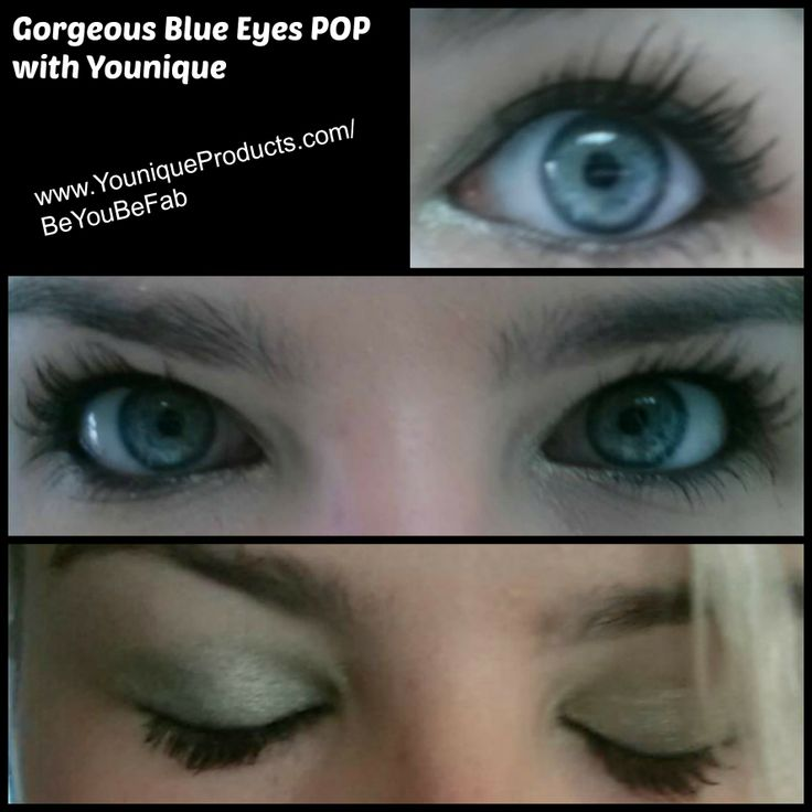 How To Make My Blue Eyes Pop Naturally