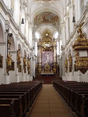 St. Peter's Church (Peterskirche) Reviews - Munich, Bavaria Attractions - TripAdvisor
