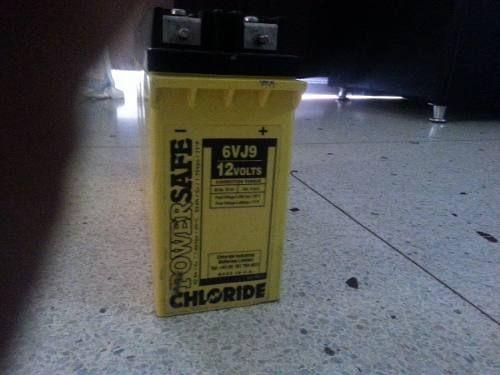 Bateria De Gel En La Foto Salen Las Especificaciones