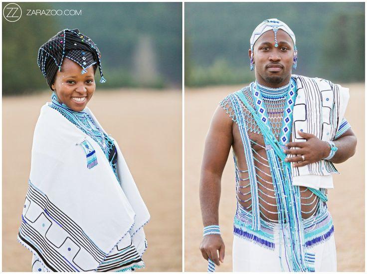 Traditional African Wedding - ZaraZoo Photography