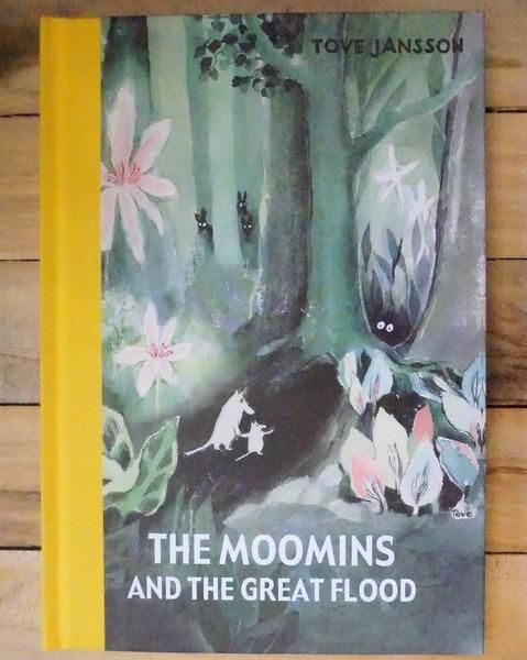The first ever Moomin book, originally published in Finland in 1945, The Moomins and the Great Flood tells the story of Moomintroll, Moominmamma and Sniff