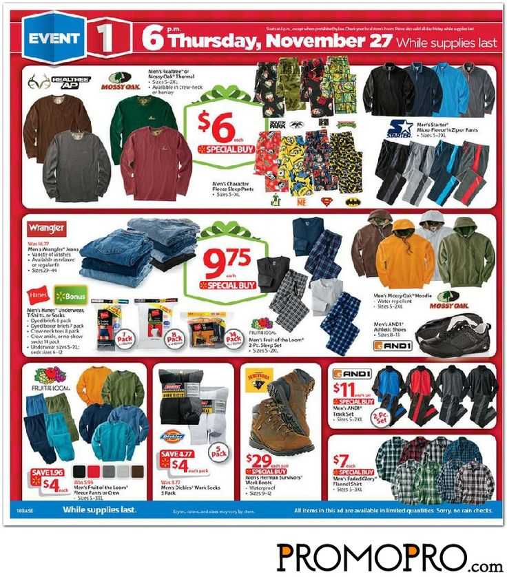 22 best images about Walmart Black Friday Ad Scan 2014 on ...