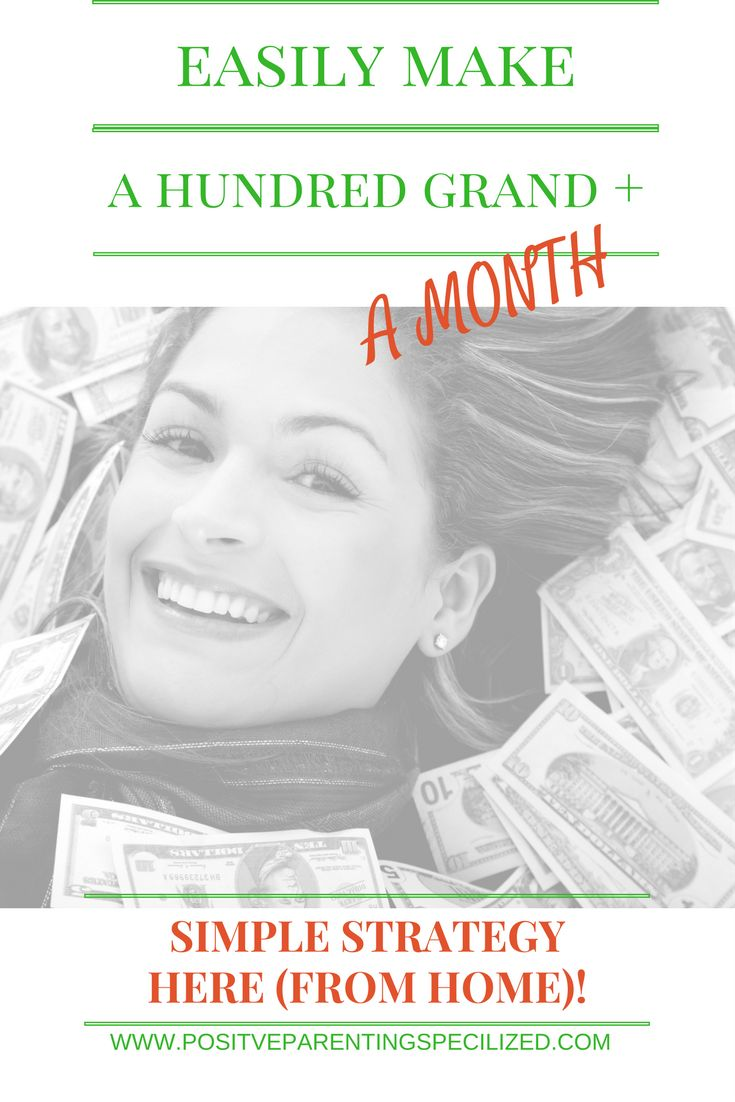 How to Make Over a Hundred Thousand a Month Easily make over a hundred thousand dollars a month? As if, from here in Ohio, I can […]