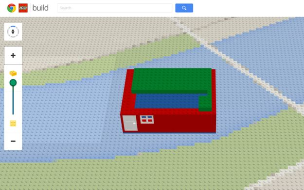 Play with Legos. | 18 Cool Things You Didn't Know You Could Do With Google