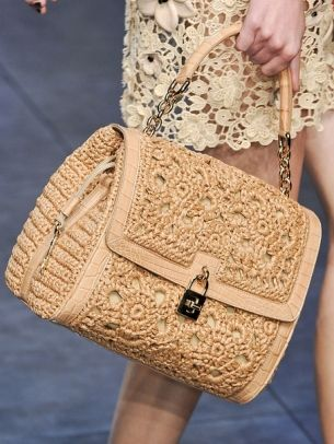 Dolce & Gabbana handbag Summer 2012...LoVe!