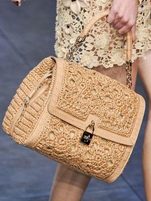 Dolce & Gabbana handbag Summer 2012...LoVe!