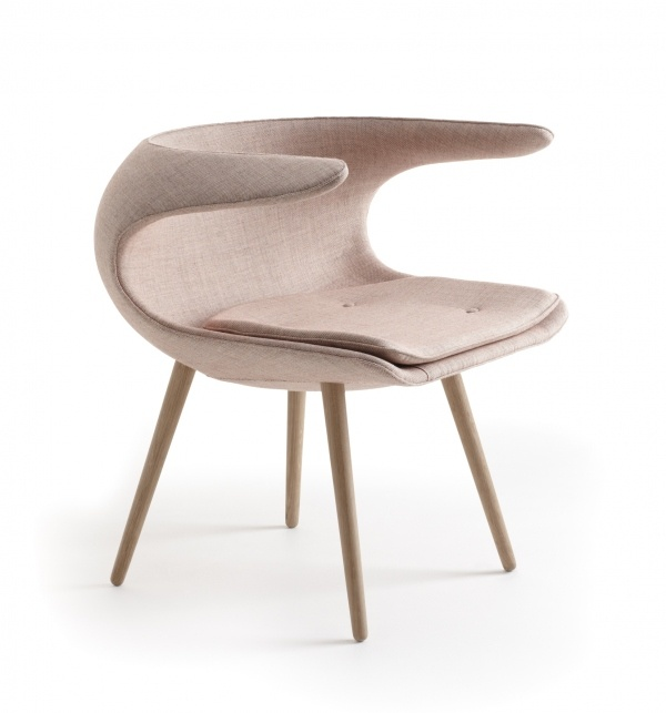 Frost | armchair . Sessel . fauteuil | Design: FurnID  | Stouby |